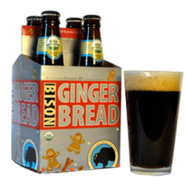 Bison Brewing's Gingerbread Ale